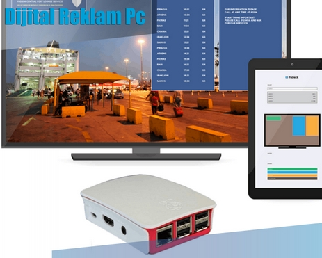 Digital Signage Pc